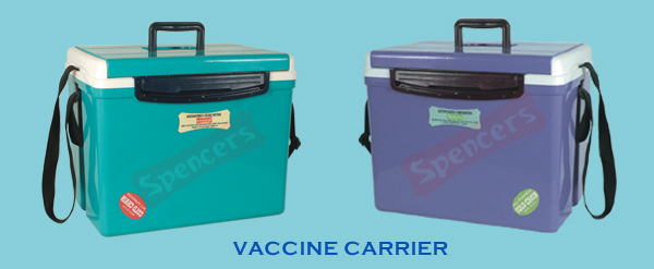 Spencers Cold Chain Equipments Cold Boxes Vaccine